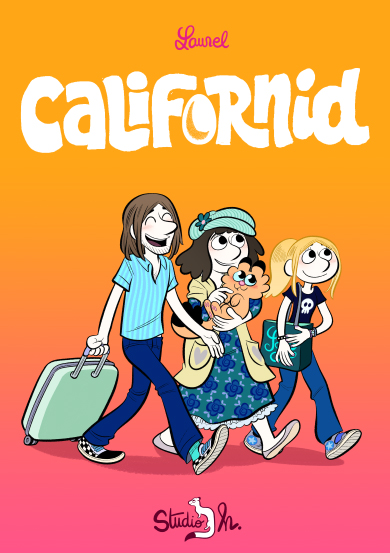 couverture de Californid